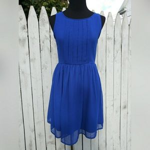 Delias fit and flare dress